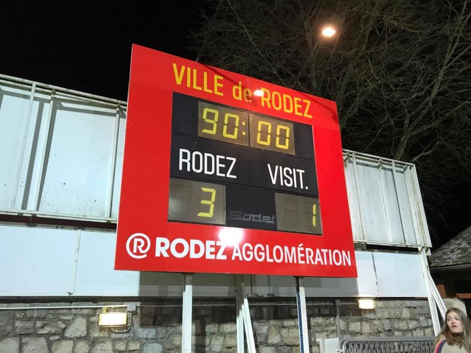 RAF SOIREE LIGUE 2 4